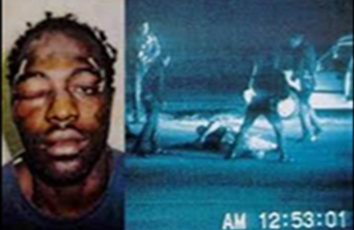 Rodney King and Police Assault